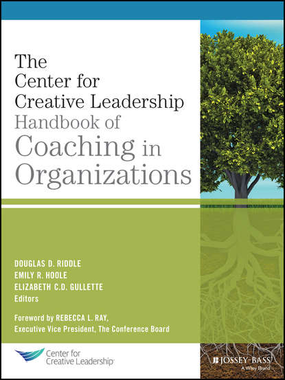 Douglas Riddle The Center for Creative Leadership Handbook of Coaching in Organizations agile coaching
