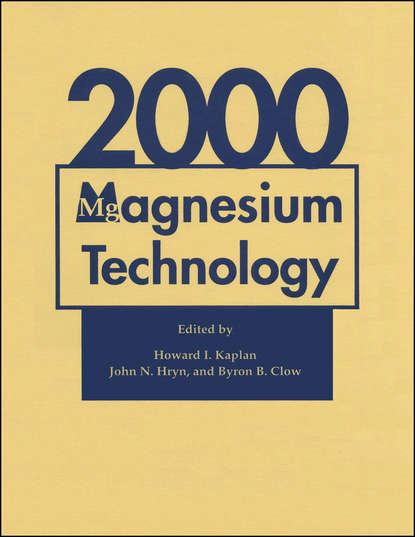 John Hryn N. Magnesium Technology 2000 extrusion of magnesium zinc based alloys