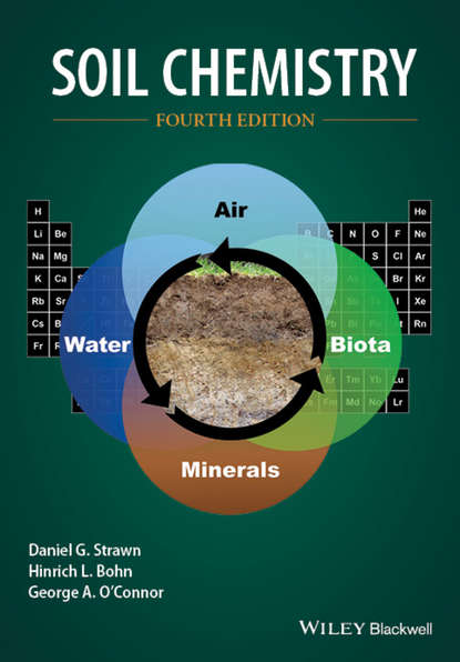 Hinrich Bohn L. Soil Chemistry a monograph about the drops in economic soil