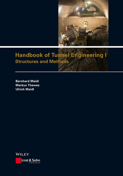 Bernhard Maidl Handbook of Tunnel Engineering I. Structures and Methods laboratory methods of soil testing in construction engineering