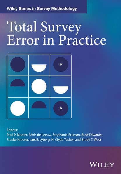 цена на Brad Edwards Total Survey Error in Practice