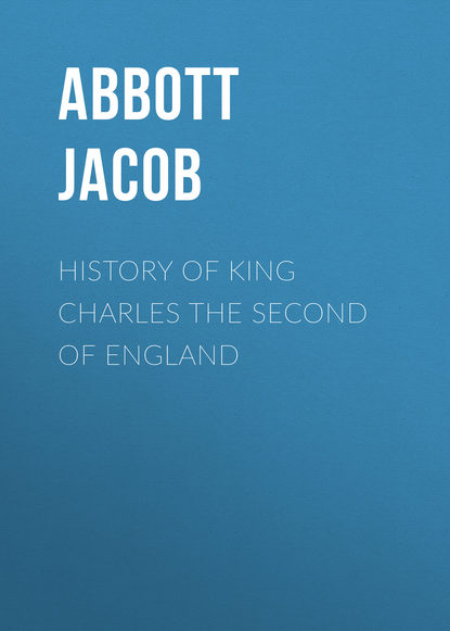 Abbott Jacob History of King Charles the Second of England недорого
