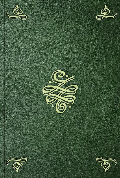 Charles Bonnet Oeuvres d'histoire naturelle et de philosophie. T. 2 charles bonnet oeuvres d histoire naturelle et de philosophie t 5
