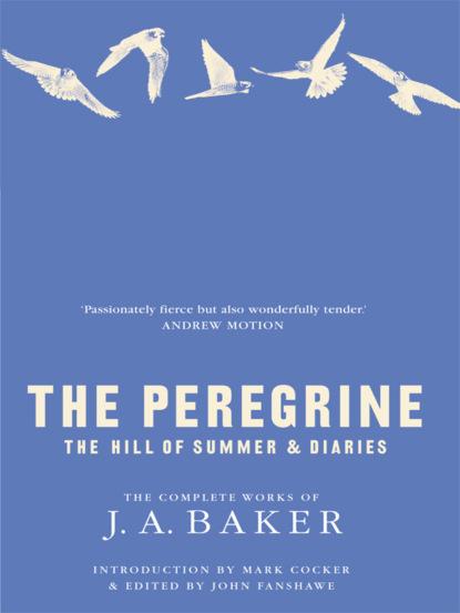 Mark Cocker The Peregrine: The Hill of Summer & Diaries: The Complete Works of J. A. Baker j mark baker the kuhls of kangra