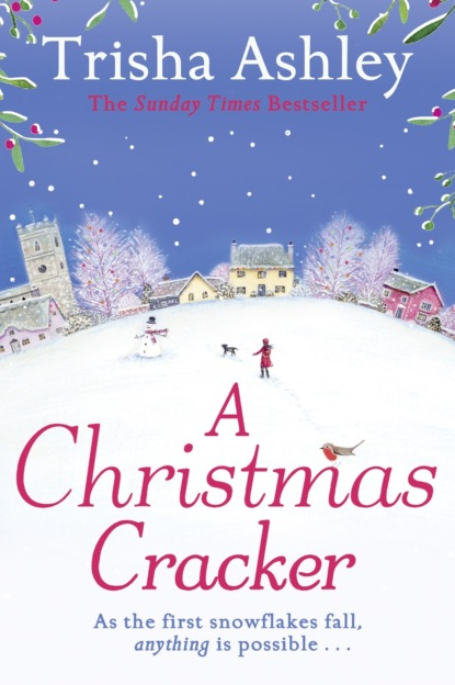 Trisha Ashley A Christmas Cracker: The only festive romance to curl up with this Christmas! trisha ashley christmas cracker