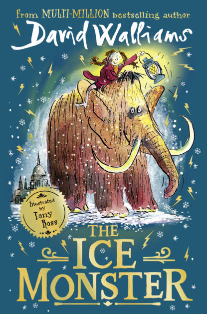 Tony Ross The Ice Monster джон ллойд news quiz read all about it