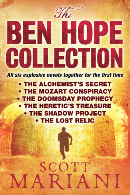 Scott Mariani The Ben Hope Collection: 6 BOOK SET