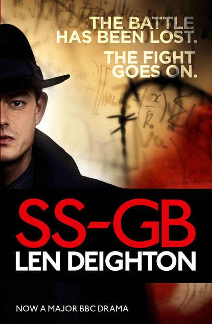 Len Deighton SS-GB len deighton spy line