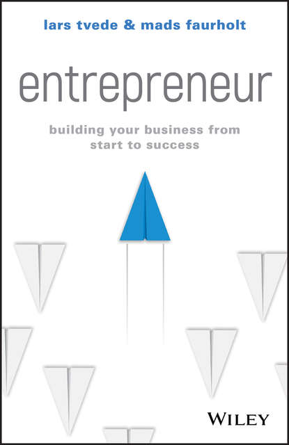 Lars Tvede Entrepreneur. Building Your Business From Start to Success