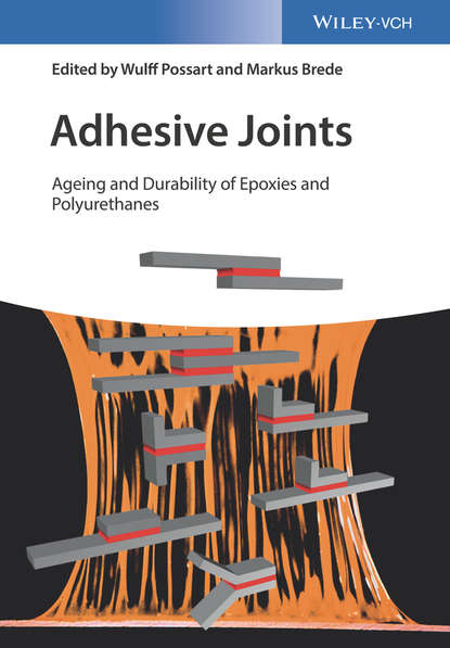 Фото - Wulff Possart Adhesive Joints. Ageing and Durability of Epoxies and Polyurethanes wulff possart adhesion