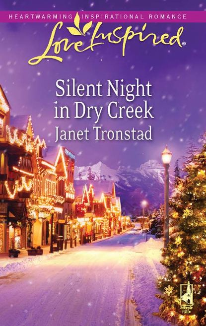 Janet Tronstad Silent Night in Dry Creek printio sheriff