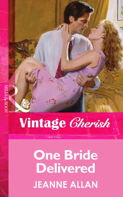 Jeanne Allan One Bride Delivered брюки cheyenne