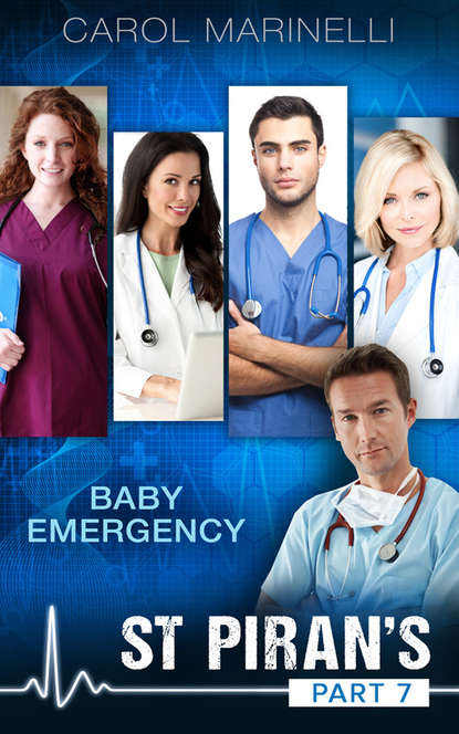 CAROL MARINELLI Baby Emergency carol marinelli the pregnant registrar