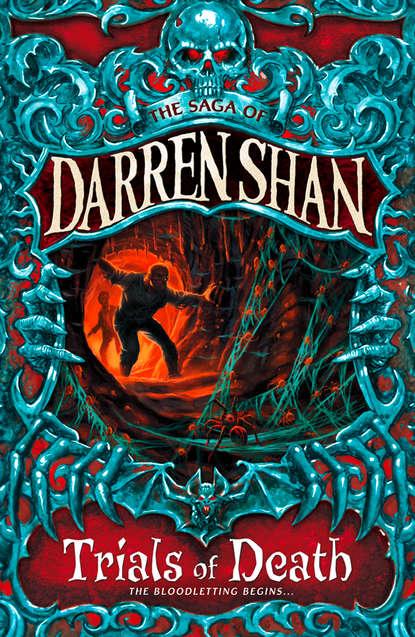 Фото - Darren Shan Trials of Death darren shan vampire prince
