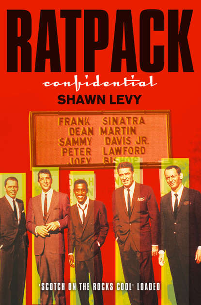 Shawn Levy Rat Pack Confidential