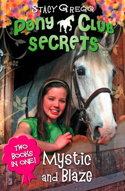 Stacy Gregg Mystic and Blaze catherine hapka pony scouts the new pony