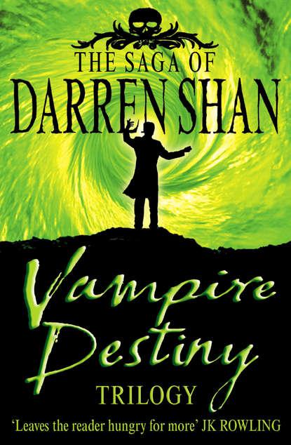 Фото - Darren Shan Vampire Destiny Trilogy darren shan vampire prince