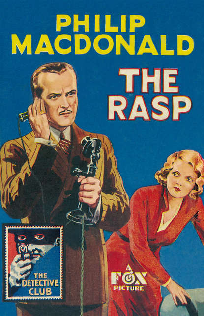 Philip MacDonald The Rasp a is for alibi