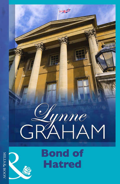 Lynne Graham Bond Of Hatred name to a face