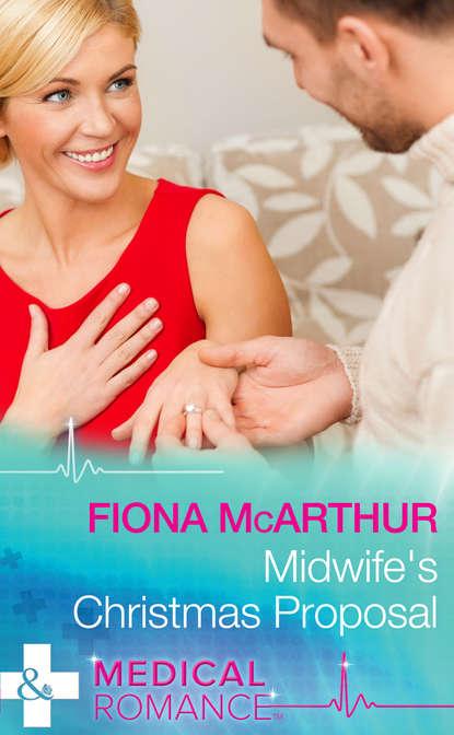 Fiona McArthur Midwife's Christmas Proposal недорого