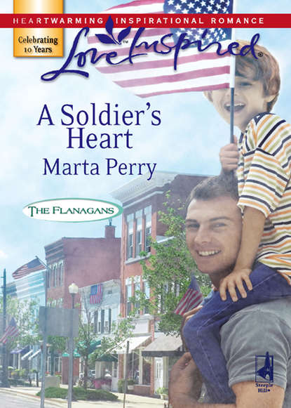 Фото - Marta Perry A Soldier's Heart marta perry a time to forgive