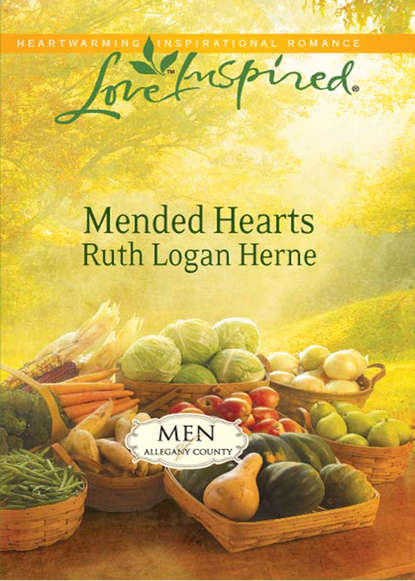 Ruth Herne Logan Mended Hearts hannah tennant moore wreck and order