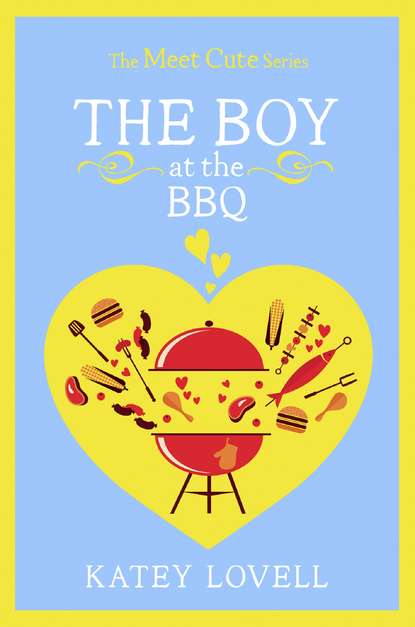 Katey Lovell The Boy at the BBQ: A Short Story