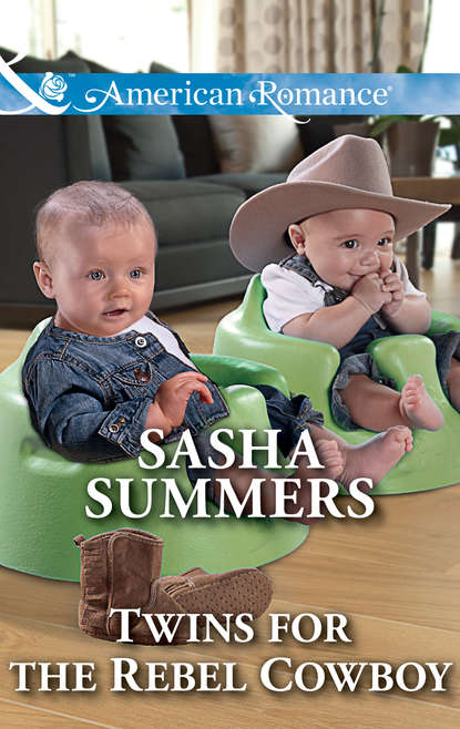Sasha Summers Twins For The Rebel Cowboy sasha summers twins for the rebel cowboy
