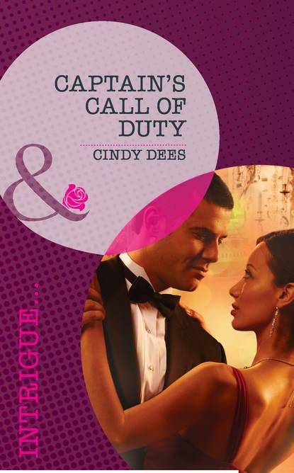 Cindy Dees Captain's Call of Duty thunderstruck