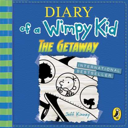 Jeff Kinney Diary of a Wimpy Kid: The Getaway kinney j diary of a wimpy kid the ugly truth