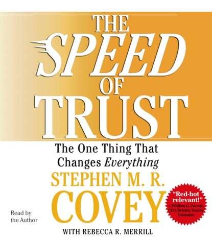 Stephen M.R. Covey SPEED of Trust недорого