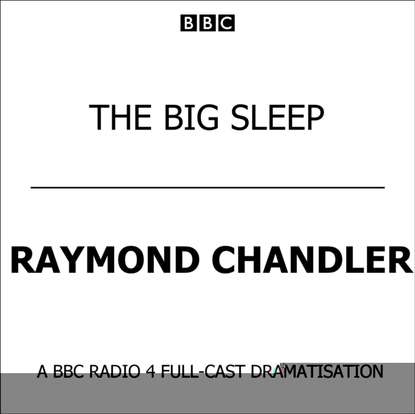 Raymond Chandler Big Sleep недорого