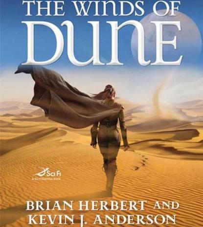 Брайан Герберт Winds of Dune heretics of dune