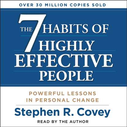 Stephen R. Covey 7 Habits of Highly Effective People недорого