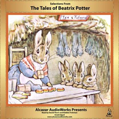 Beatrix Potter Selections from The Tales of Beatrix Potter potter b beatrix potter collection volume two