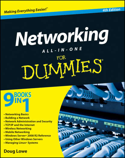 Doug Lowe Networking All-in-One For Dummies darril gibson microsoft sql server 2008 all in one desk reference for dummies