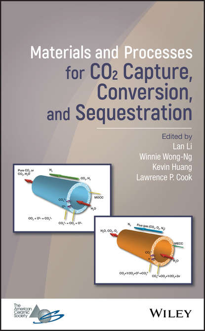 Lan Li Materials and Processes for CO2 Capture, Conversion, and Sequestration недорого