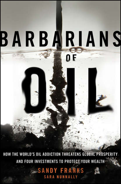 Sandy Franks Barbarians of Oil