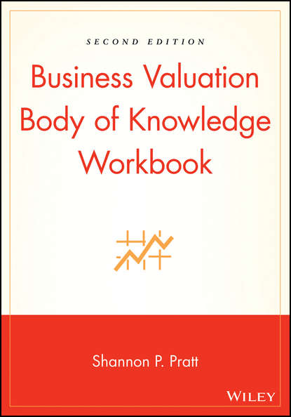 cva Группа авторов Business Valuation Body of Knowledge Workbook