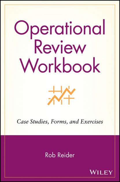 Группа авторов Operational Review Workbook building the operational data store