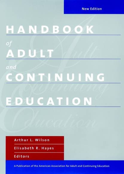 Elisabeth Hayes Handbook of Adult and Continuing Education linking adult education and formal schooling in tanzania