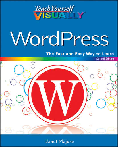 Janet Majure Teach Yourself VISUALLY WordPress joe casabona responsives design mit wordpress