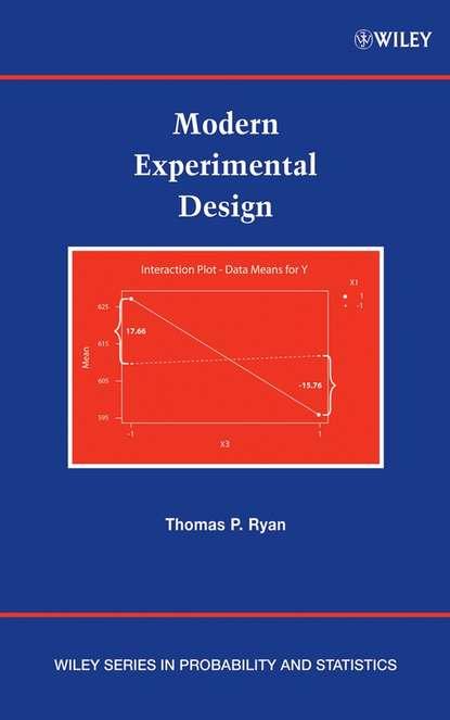 Группа авторов Modern Experimental Design недорого