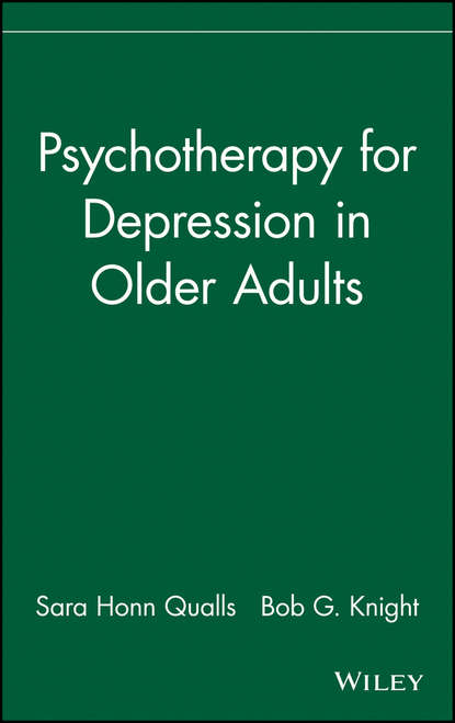 Sara Qualls Honn Psychotherapy for Depression in Older Adults depression in neurologic disease