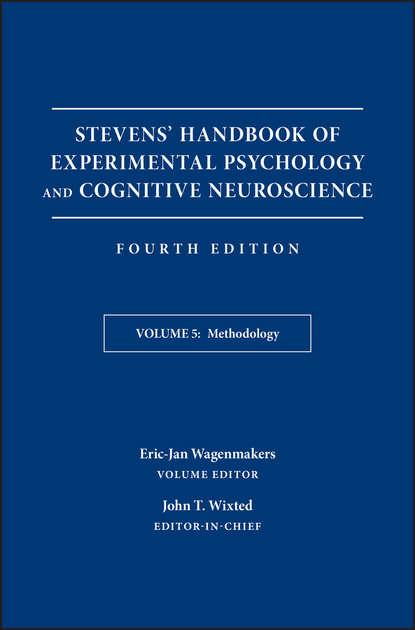 Eric-Jan Wagenmakers Stevens' Handbook of Experimental Psychology and Cognitive Neuroscience, Methodology недорого