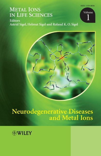 Helmut Sigel Neurodegenerative Diseases and Metal Ions michael lappert metal amide chemistry