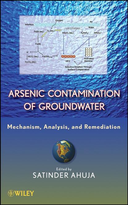 Группа авторов Arsenic Contamination of Groundwater недорого