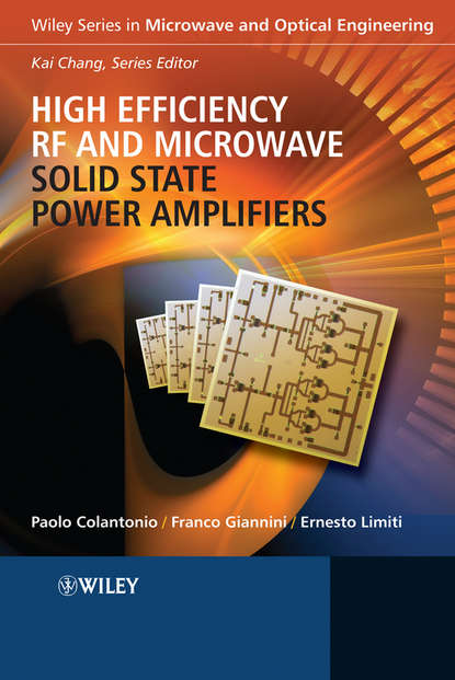 Franco Giannini High Efficiency RF and Microwave Solid State Power Amplifiers andrei grebennikov rf and microwave transistor oscillator design