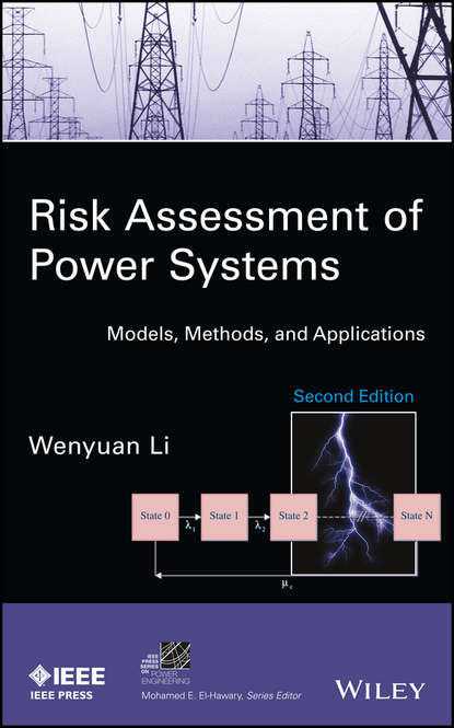 Wenyuan Li Risk Assessment of Power Systems mingyuan zhang credit risk assessment the new lending system for borrowers lenders and investors