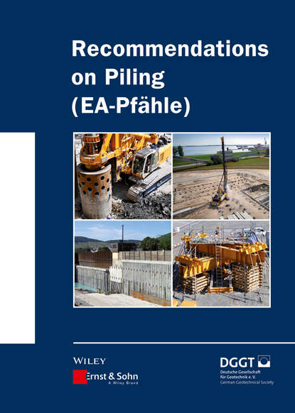 Alan Johnson Recommendations on Piling (EA Pfähle) alan johnson recommendations for design and analysis of earth structures using geosynthetic reinforcements ebgeo